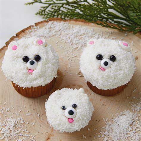 Polar Bear Cupcakes   Hallmark Ideas & Inspiration