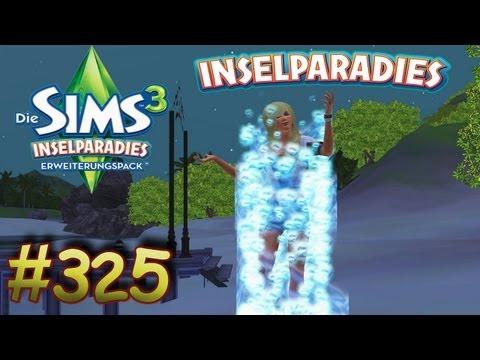 Die Sims 3 Inselparadies 325 Transformation In Eine Meerjungfrau