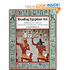 Reading Egyptian Art cover