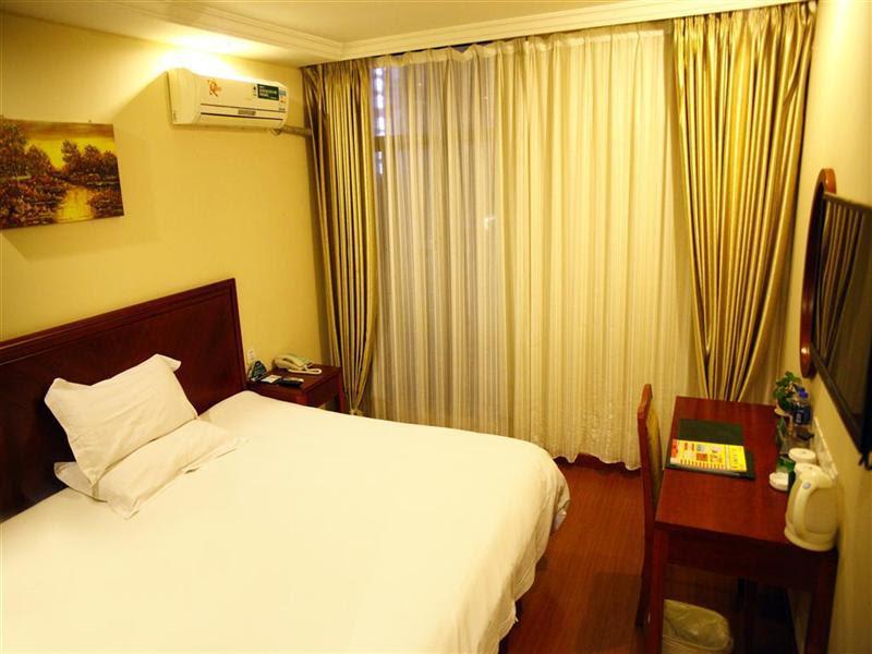 Reviews GreenTree Inn ShangHai Songjiang District Wanda Plaza SongJiangXincheng Metro Station Hotel