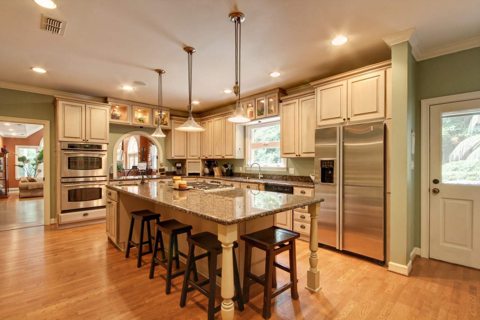 Custom Kitchens Charlotte Remodeling Charlotte Renovations Charlotte