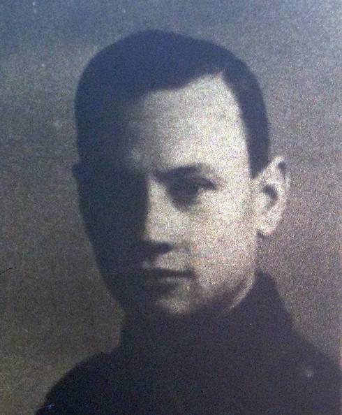 Martin Hartmann, a former SS guard at the Sachsenhausen camp in German (Photo:AP)