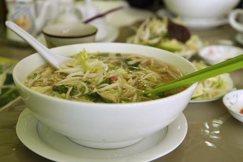 Ha VL Vietnamese soup & sandwich