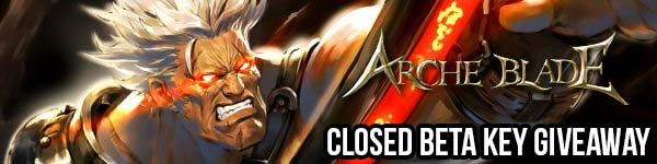 ArcheBlade Closed Beta Key Giveaway