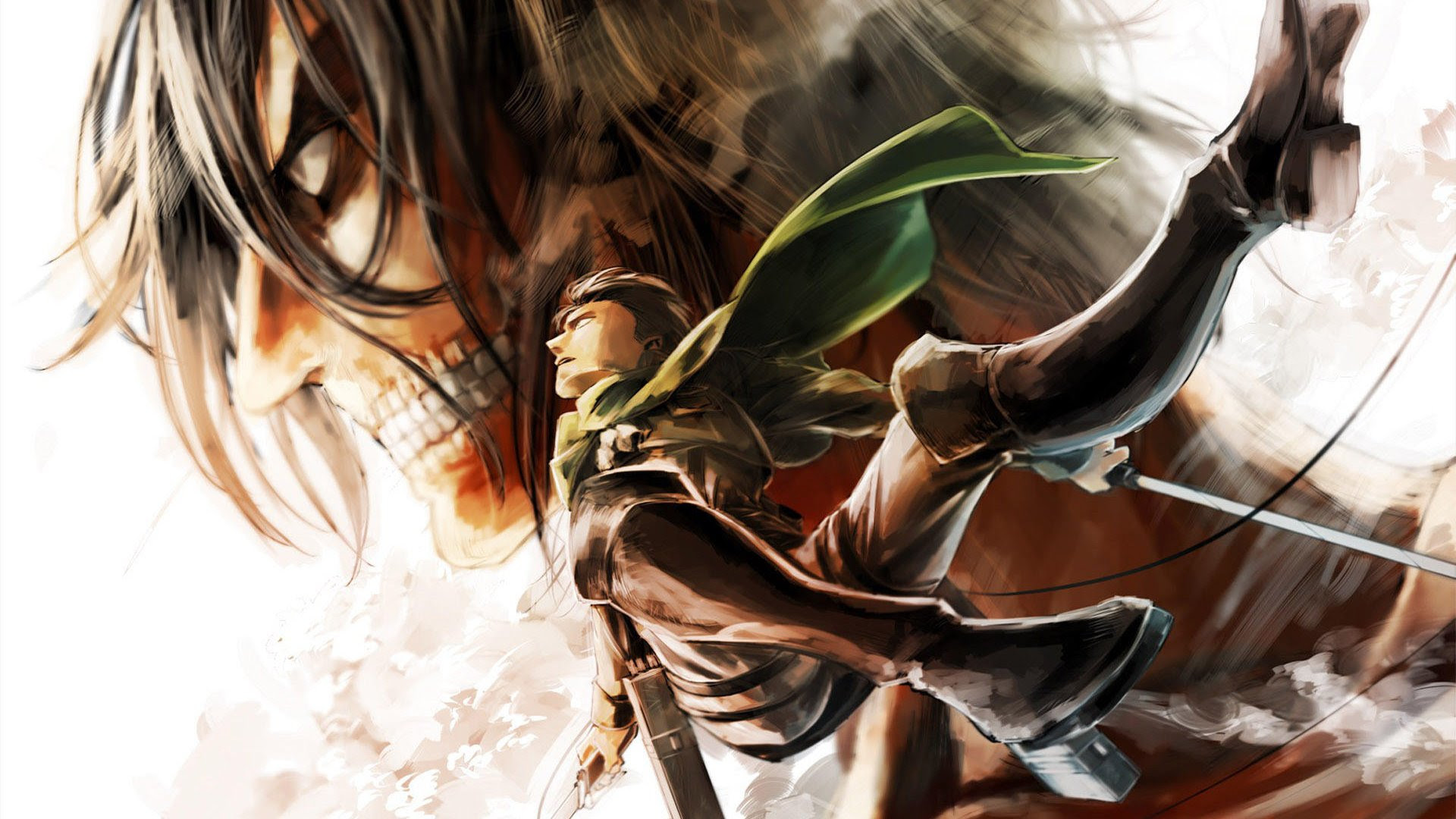 Myanime Wallpaper When Will Attack On Titan Season 4 Wallpaper