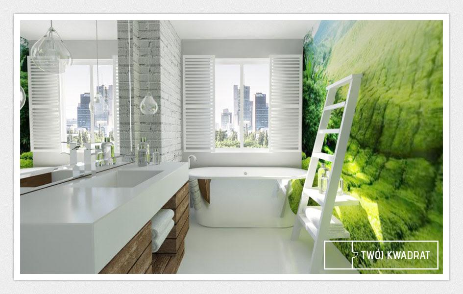 Projektujemy małą łazienkę - e-aranżacje.pl