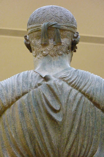 Delphi Archelogical Museum - The Charioteer