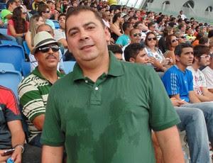 Alexandre Mulatinho, vice-presidente da Emprotur (Foto: Klênyo Galvão)