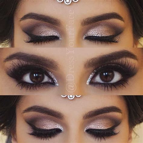 wedding makeup for brunettes best photos   Cute Wedding Ideas
