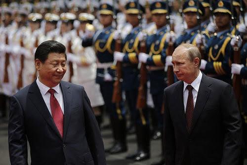 TQ, Nga, Putin, khí đốt