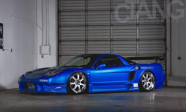 Widebody NSX-R