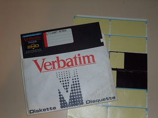 "Verbatim 5.25"" floppy disk by goosmurf from Flickr under CC"