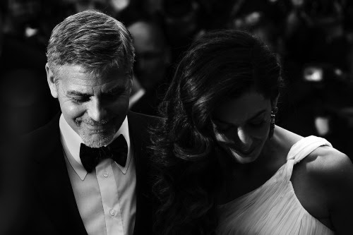 George & Amal Clooney - Cannes film festival 2016