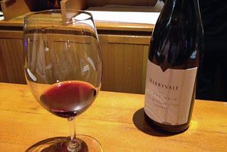 Merryvale - Wine tasting