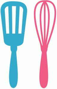 Cooking Utensils Clipart At Getdrawingscom Free For