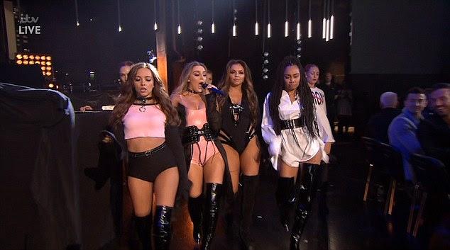 Ready to Rock: último single da banda, que se diz ter sido inspirado por relacionamentos anteriores das meninas, viu a tempestade de quatro peças através de um audacioso e atrevido, set de ritmo elevado