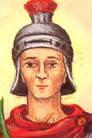 Fabio el Portaestandarte, Santo