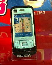 中文: Nokia 6110 Navigator