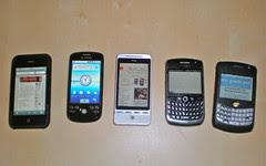 Comunicando 114 ¿Qué móvil prefieres? iPhone, ...