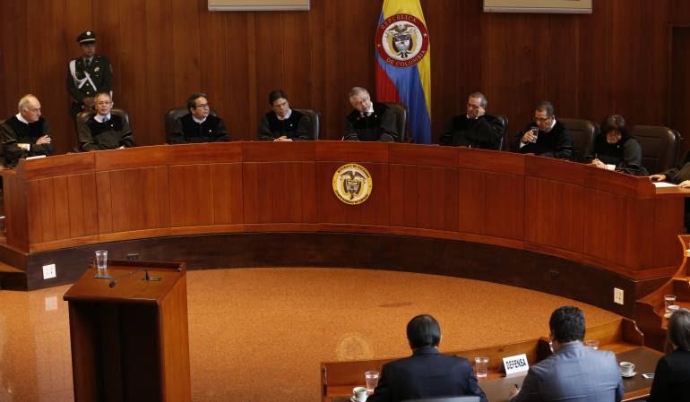 Resultado de imagen para corte constitucional eutanasia