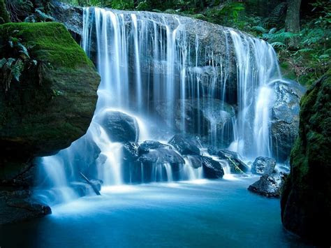 katoomba falls  south wales australia desktop wallpaper