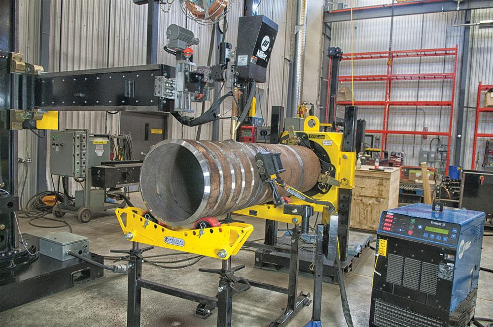 What About Submerged Arc Welding? - Canadian Metalworking