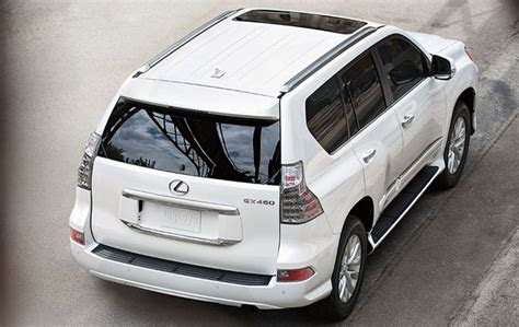 lexus gx  luxury review interior