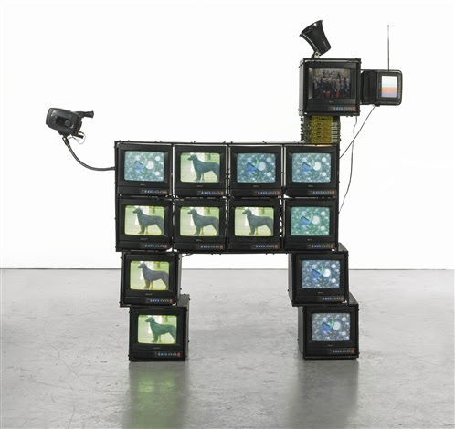Watchdog By Nam June Paik On Artnet