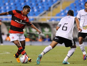 Elias, Flamengo x Resende (Foto: Alexandre Vidal/Fla Imagem)