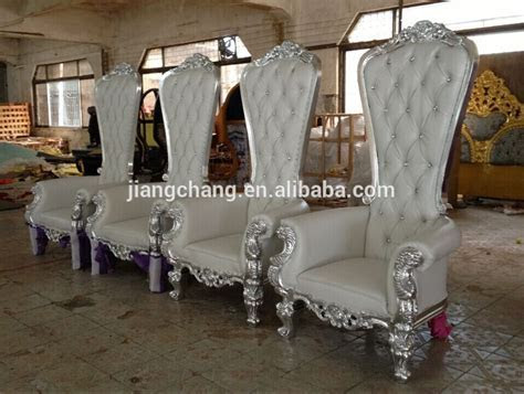 Luxury Wedding Event Wooden Sofa Chair King Throne Jc k150