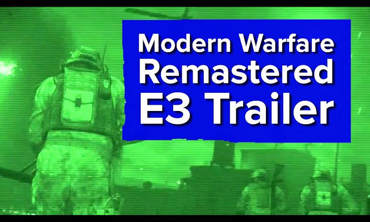 Mastırlı Modern Warfare