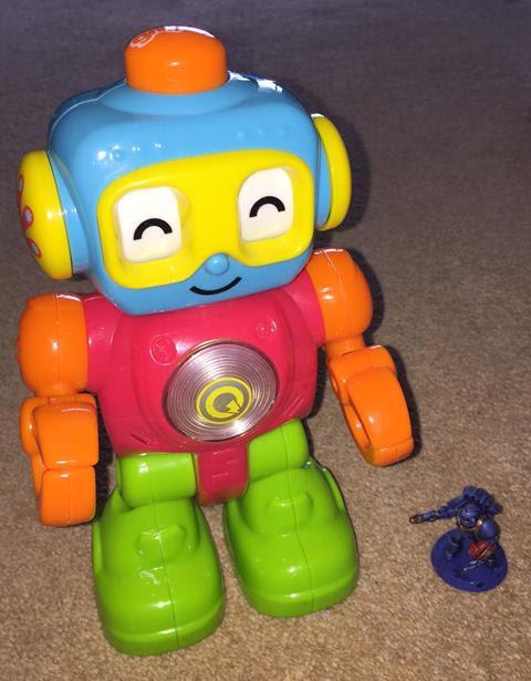 Big Stompy Robot