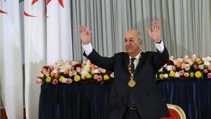 «La cuestión del Sáhara Occidental es de descolonización», afirma el nuevo presidente de Argelia.