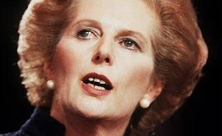 Margaret Thatcher, Terrorist Sympathiser