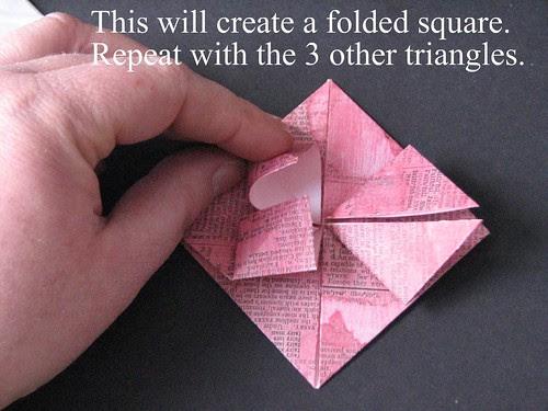 Origami Heart 018