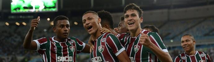Richarlison Fluminense x Vasco (Foto: André Durão)