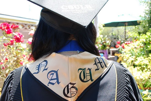 Bildungsroman Me Diy Graduation Sash