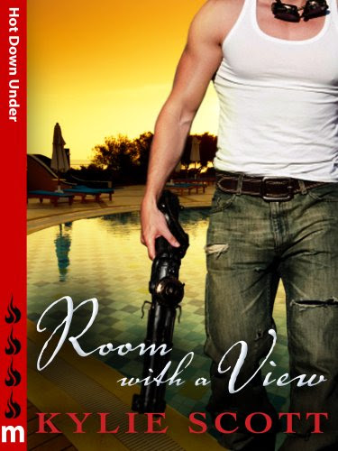 Room With a View: Hot Down Under by Kylie Scott