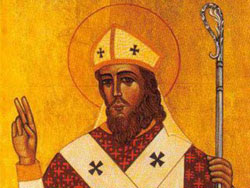 Image of St. Hilary, Pope