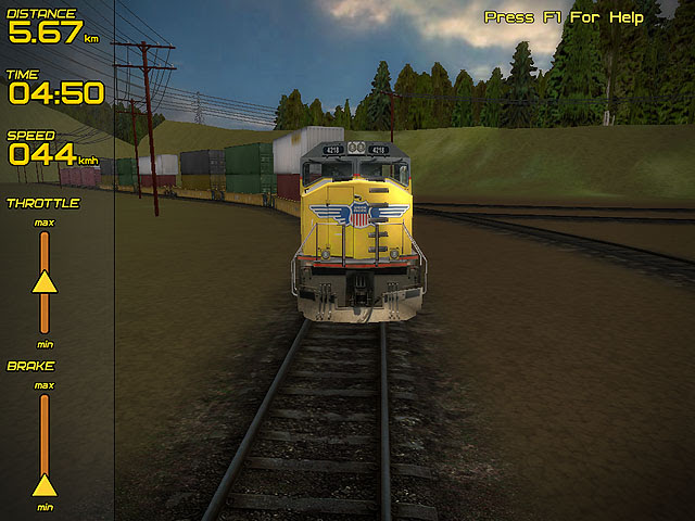 Freight Train Simulator Screenshot 5