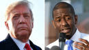 Trump Calls Florida's Andrew Gillum A 'Thief' In Tweet Supporting Ron DeSantis
