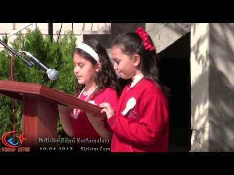 Bozkır Polisler Günü Kutlamaları 10.04.2013