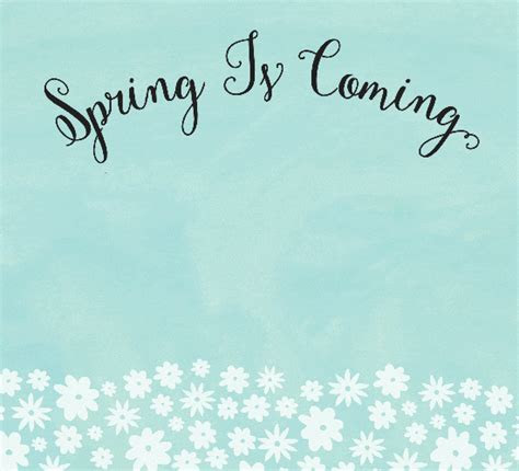 Spring Is Coming. Free Fun eCards, Greeting Cards   123