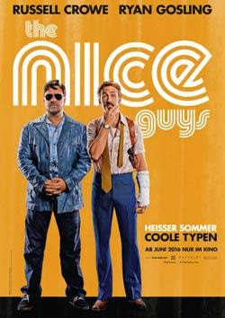 The Nice Guys Filmplakat