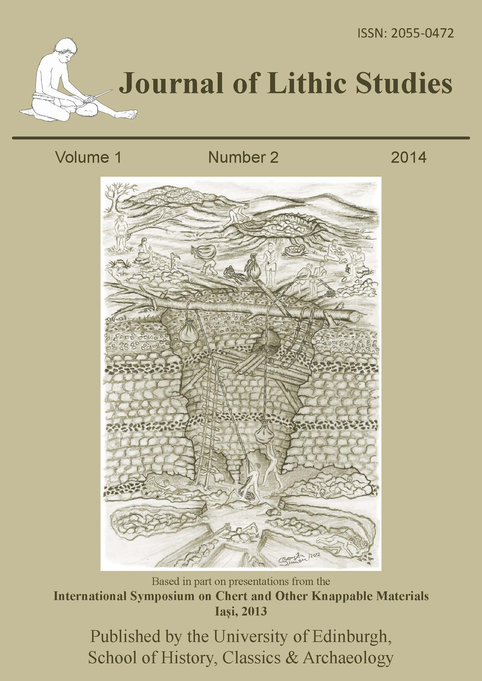 Journal of Lithic Studies, Vol. 1, Nr. 2