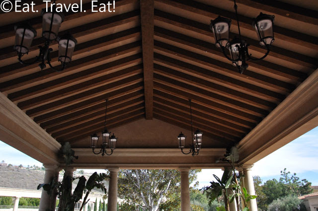 Port Cochere Roof
