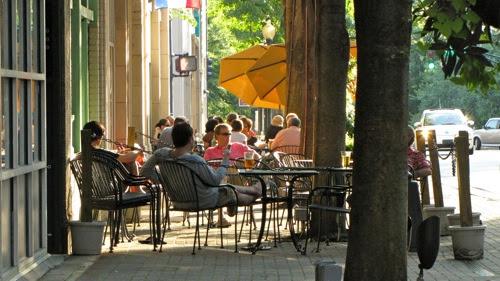 Downtown Winston-Salem, NC