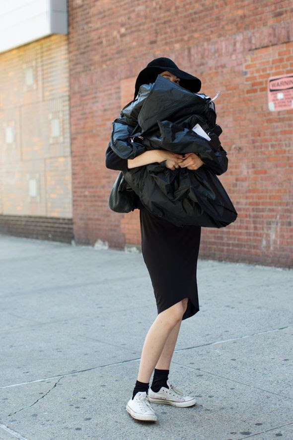 Tuesday, November 13, 2012  On the Street……West 19th St., New York - The Sartorialist