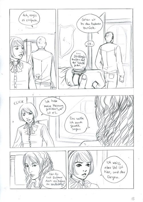 24 Stunden Comic manga