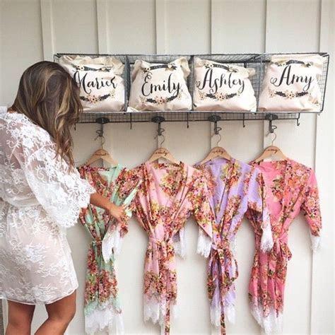 Popular wedding gifts childrens bath robes cute bridesmaid